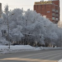 Зимой :: Алексей http://fotokto.ru/id148151Морозов