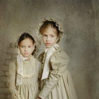 сестренки :: Евгения Комарова
