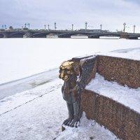 В плену у зимы... :: Senior Веселков Петр