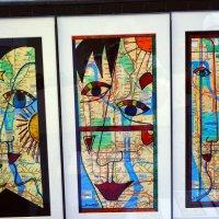 Схема метро Нью Йорка :: Ольга Маркова