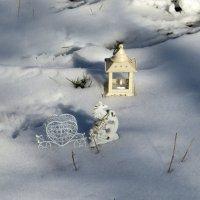 Когда снег :: Наталья Джикидзе (Берёзина)