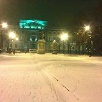 Зима сегодня :: Митя Дмитрий Митя