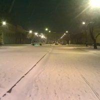 Сегодня вечером :: Митя Дмитрий Митя
