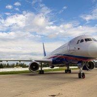 Открытое небо Ту-214ОН :: Владимир Сырых