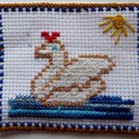 Белый лебедь :: Наталья (D.Nat@lia) Джикидзе (Берёзина)