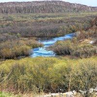 Весенняя река :: Майор Майоров