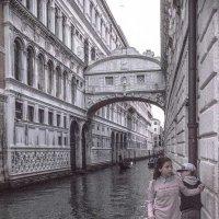 Venezia.Ponte dei Sospiri. :: Игорь Олегович Кравченко