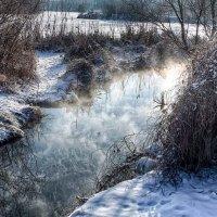 мороз и солнце... :: юрий иванов