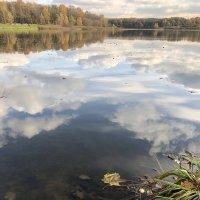 глубины и небеса :: Ekaterina Podolina