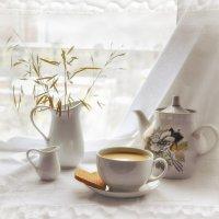 Зимним утром... :: Ида Слизких
