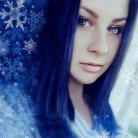 снежинка :: Alina_ Mash
