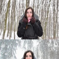 Зимний портрет :: Алекс Штиль