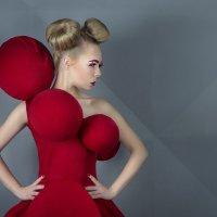 "Фотопроект ""Hunger for red"" :: Мария Ларсен"