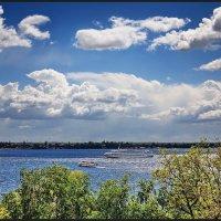 ВОЛГА - великая река России. :: Юрий ГУКОВЪ