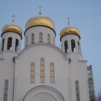 ц. Введения во храм Пресвятой Богородицы :: Анна Воробьева