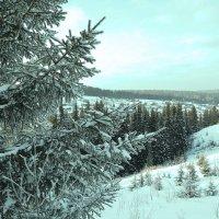 там за горами,там за холмами..... :: леонид логинов