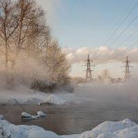 Морозно :: Алексей Астапенко
