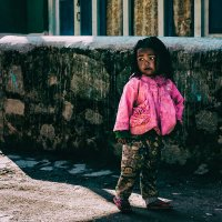 Район Аннапурны, Непал. Декабрь 2017. :: Игорь Сон