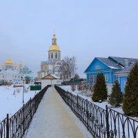 Святая канавка в Дивеево :: Александр Синдерёв