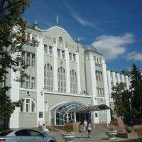 Здание Управления железной дороги :: марина ковшова