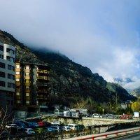 Андора - моя любовь на неделю :: Александр Липовецкий