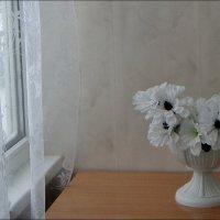 На балконе :: Нина Корешкова