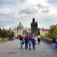 Карлов мост в Праге :: Денис Кораблёв
