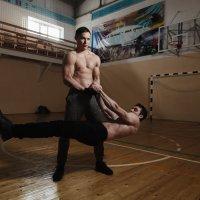 Спортсмены :: Dmitriy Predybailo