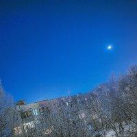 Морозная ночь :: Костян Unkhobby