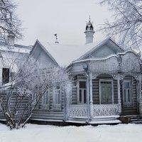 Зима в моем городе :: Mari_L