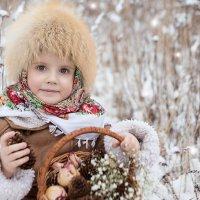 Русская зима :: Анастасия Исайкина