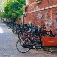 Амстердам - город велосипедов :: Ruslan --