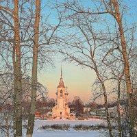 Вологодские кружева :: Виктор Заморков