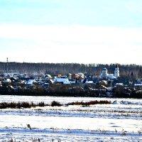 На другом берегу реки Оки. :: Михаил Столяров