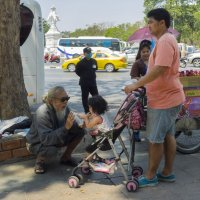 Таиланд. Жанровая, репортажная и стрит фотография (2) :: Владимир Шибинский