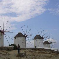 остров Миконос-особый. :: Ариэль Volodkova