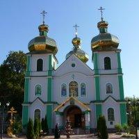 Православный   храм  в    Рахове :: Андрей  Васильевич Коляскин