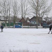Для футбола нет плохой погоды!!!! :: Владислав Гаврик