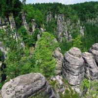 Каменные столбы Бастая :: Марина Лукина