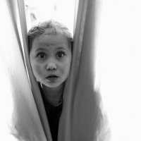 Porträt des Jungen Mädchens или Глаза, распахнутые в мир :: Михаил Зобов