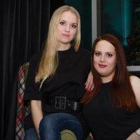 Сёстры... :: Ольга Мореходова