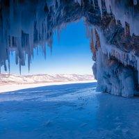 Ледяные гроты Ольтрека :: Boris Altynnikov
