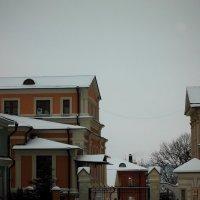 Монастырь. :: Владимир Шевченко