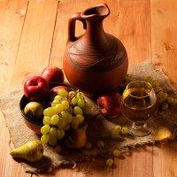 Кувшин с молодым вином :: scbi