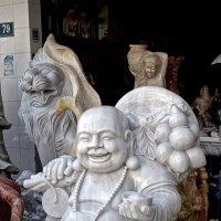 Мраморный Будда :: Alexander Dementev