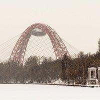 Причал и мост :: Александр