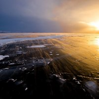 Лед и Солнце :: Boris Altynnikov