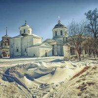 Церкви  Михайловская, Троицкая, Всесвятская :: Александр Бойко