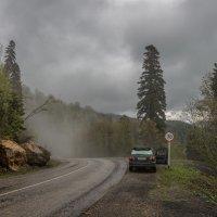 Непогода в горах... :: Аnatoly Gaponenko