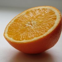 Апельсинка... :: Юлия Закопайло